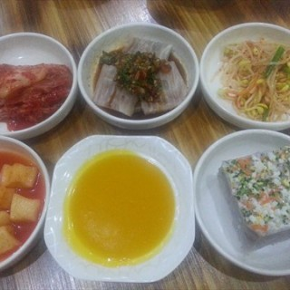 配菜——南瓜粥 - tianhecheng's 王妃家韩国料理 (tianhecheng)|Guangzhou