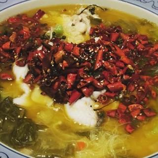 酸菜鱼 - zhujiangxincheng's 禄鼎记(兴盛汇店) (zhujiangxincheng)|Guangzhou