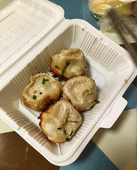 鲜肉生煎 - ในRenminguangchang จากร้าน小杨生煎|Chinese Buns - Shanghai