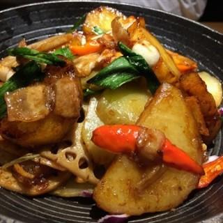 干果蔬菜 - 位于亦庄的巴渝小镇 (亦庄)   北京