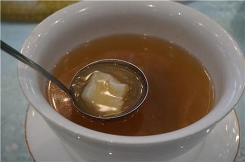 羊肚菌炖花胶 - 福禧餐厅(福禧酒窖) - 適合大夥人 - 中關村 - 北京