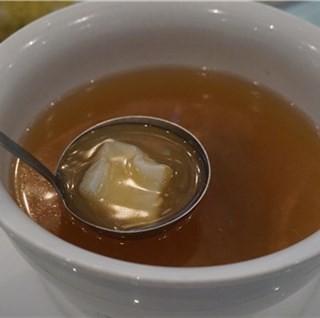 羊肚菌炖花胶 - 位於的福禧餐厅(福禧酒窖) (中關村) | 北京