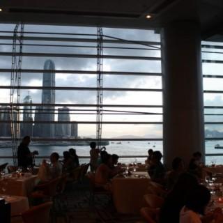 一覽維港風景 - Wan Chai's Port Cafe (Wan Chai)|Hong Kong