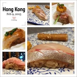 五點壽司 - 位於銅鑼灣的鉄人旨花 (銅鑼灣) | 香港