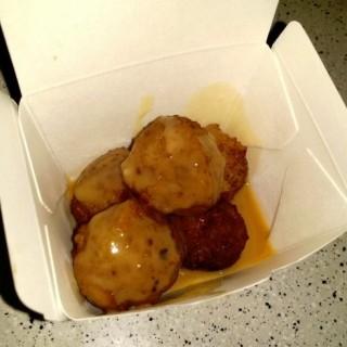 瑞典肉丸5粒 - $9 - ใน銅鑼灣 จากร้านIKEA Bistro (銅鑼灣)|ฮ่องกง