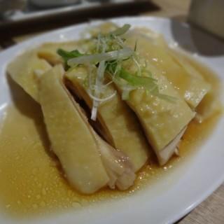 海南雞飯 - 位於的馬來一菜館 (西環) | 香港