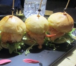 Mini Lobster Sliders - Central's Bisque | Lobster & Champagne (Central)|Hong Kong