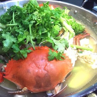 花甲蟹鍋底 - 位於土瓜灣的打邊爐海鮮火鍋燒烤店 (土瓜灣) | 香港