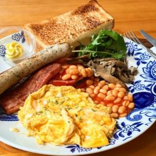 All day breakfast  -  dari sensory ZERO (黃竹坑) di 黃竹坑 |Hong Kong