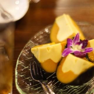 南瓜布甸 - 位於灣仔的新泰東南亞餐廳 (灣仔) | 香港