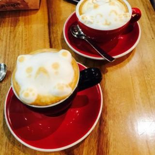3D立體拉花CAPPUCCINO - 位於觀塘的Coffee Art (觀塘) | 香港