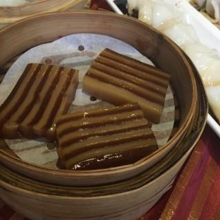 薑汁千層糕 - Wan Chai's Lee House Restaurant (Wan Chai)|Hong Kong
