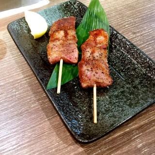 牛舌 - ใน銅鑼灣 จากร้านKatsuhachi (銅鑼灣)|ฮ่องกง