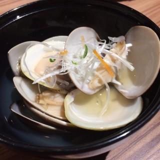 清酒煮蜆 -  dari Ooimachi Japanese Buffet (荃灣) di 荃灣 |Hong Kong