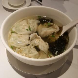 菜肉大含餛飩(例) - 位於太古的蘇浙滙 (太古) | 香港