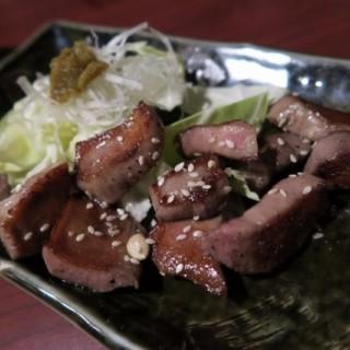 牛舌 - ใน銅鑼灣 จากร้านKozy Okonomi-yaki Teppan-yaki (銅鑼灣)|ฮ่องกง