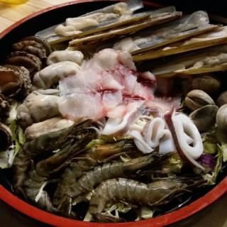 海鮮火鍋盆 - 位于尖沙咀的同人鍋 (尖沙咀) | 香港