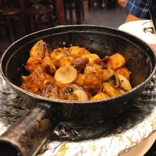 啫啫雞煲 - 位於西環的加記 (西環) | 香港