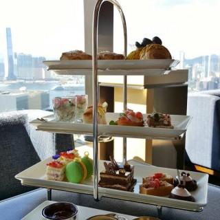 Tea set for 2 - 位於金鐘的Cafe Gray Deluxe (金鐘) | 香港