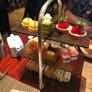 High  tea  set  for  2   - 位於的Cafe Causette (中環) | 香港