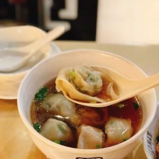 菜肉餛飩 - 位於跑馬地的上海弄堂菜肉餛飩 (跑馬地) | 香港