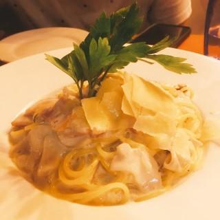 Pasta Alla Carbonara 套餐 - 位於佐敦的Pom's Kitchen & Deli (佐敦)   香港
