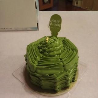 宇治抹茶王冠蛋糕 - 位於土瓜灣的東海堂 (土瓜灣) | 香港