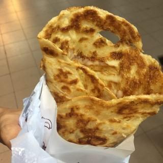 手抓餅 - ใน西灣河 จากร้าน+5ºC (西灣河)|ฮ่องกง