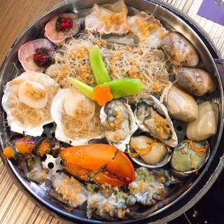 蒸海鮮拼盆 - 位于旺角的壹蒸鍋 (旺角) | 香港