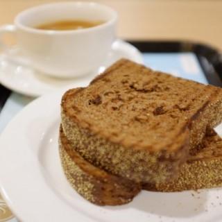 蜜糖黑麥多士加long black($29.5) - 位於黃大仙的McCafe (黃大仙)   香港