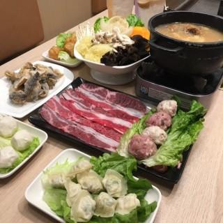 養生姬松茸花膠雞煲 - Tsim Sha Tsui's Mixian Sense (Tsim Sha Tsui)|Hong Kong