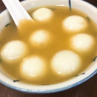 寧波薑汁湯丸 - 位於佐敦的佳佳甜品 (佐敦) | 香港