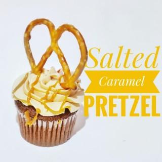 Salted caramel pretzel cupcake - 位於中環的Springfields (中環) | 香港