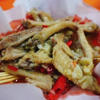 香辣雞翼尖 - 位於元朗的佳記甜品 (元朗) | 香港
