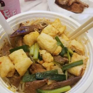 豆卜鹵水雞翼尖炸豬扒米粉 - 位於深水埗的大家食 (深水埗) | 香港