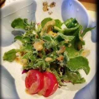冰菜沙律 - 位于尖沙咀的鮨真 (尖沙咀) | 香港