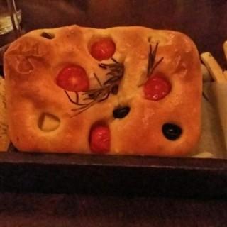 餐前麵包 - 位於路氹城的班妮意大利餐廳 (路氹城) | 澳門