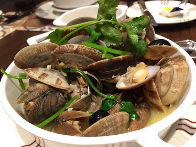 白酒煮蜆 - Dragon Portuguese Cuisine - Western Restaurant - Coloane-Taipa - Macau