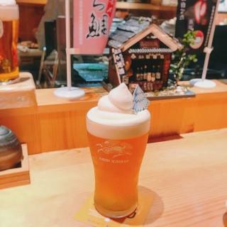 麒麟冰沙啤酒熱情果味 -  dari Chi Sasa Japanese Cuisine (路氹城) di 路氹城 |Macau