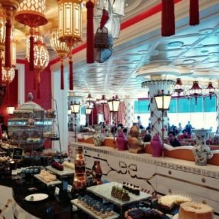 dari Fontana Buffet (路氹城) di  |Macau