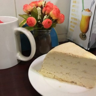 原味木糠蛋糕 -  dari Bitter Sweet (氹仔舊城區) di 氹仔舊城區 |Macau