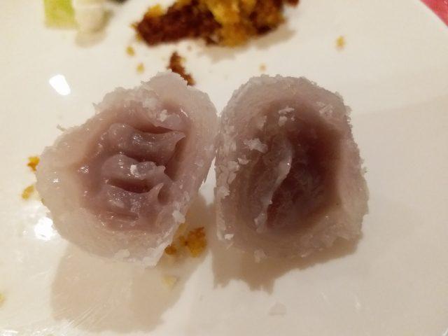 芋頭水晶包 - 888 Buffet - Hotel Restaurant - Alameda Dutor Carlos d'Assumpção - Macau