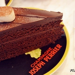 Chocolate Gateau -   / Cafe de Paris (Bukit Bintang)|Klang Valley