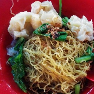 Prawn Wan Tan Mee -  City Center (old) / 清記怡保沙河粉 (City Center (old))|Klang Valley