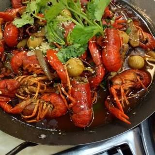 红烧小龙虾 - 位於Pudu的爐鼎記 (Pudu) | 雪隆區