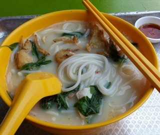 Beach Road's Blanco Fish Soup - Luk Lu Eating House (Beach Road)|Singapore