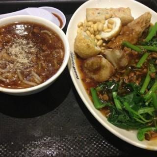 Katong's FuLin Fried Yong Tofu - Food Republic (Katong)|Singapore