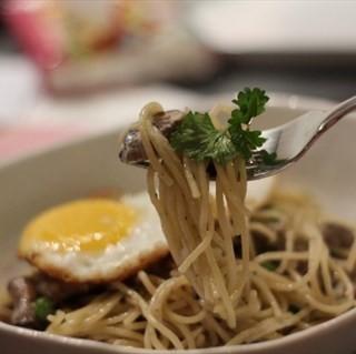 Truffle Egg Fettuccine -   / Montana Brew Bar (Dhoby Ghaut)|Singapore