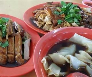 ในYishun จากร้านA&C Braised Duck & Kway Chap (Yishun)|สิงคโปร์