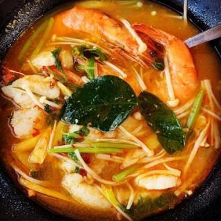 Tom Yam Seafood Soup -  Tampines / Nimman Soi 9 (Tampines)|Singapore